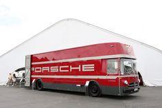 1968 Mercedes Benz Porsche Transporter