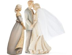 Wedding Cake Toppers That'll Leave You in Tiers