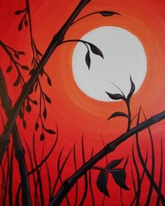 Paint Nite | Tap Brewing Company 2/6/2014