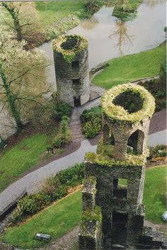 Blarney Castle Spires
