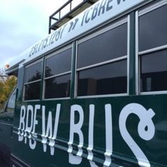TC Brew Bus – Traverse City Winery and Brewery Tours