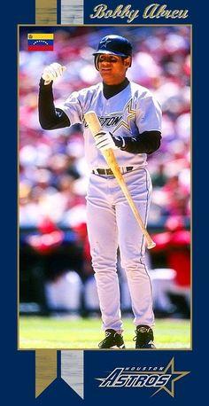 Mlb, Thing 1, Houston Astros, Athletes, Baseball Cards, Sports, Venezuela, Hs Sports, Sport