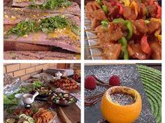 Hier is al vanaand se Kom Ons Braai: familie en vriende-resepte! Sweet Chilli, Jalapeno Poppers, Weekly Menu, Beets, Allrecipes, Dinner, Food, Dining, Food Dinners