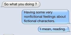 Nonfictional feelings about fictional characters.  Jamie Fraser!