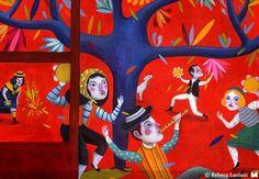 Rebeca Luciani | Ilustradores Argentinos