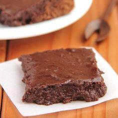 ooey gooey brownies