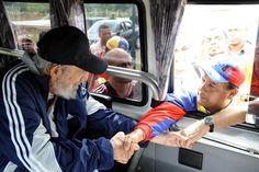 Cuba lamenta sua orfandade com a morte de Fidel Castro