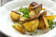 roasted_potatos   The Secret Behind the Best Roasted Potatoes Ever