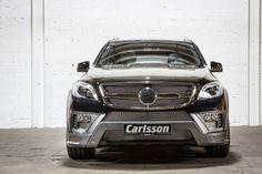 Carlsson CML Royale-REVOX based on Mercedes-Benz ML