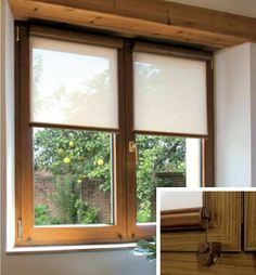 cortinas y persianas para ventanas