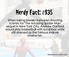 Nerdy Facts 835