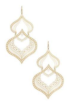 HauteLook | All About Earrings: Suneja Drop Earrings