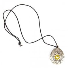 I KNEW THIS WAS GOING TO HAPPEN!  Revolution Pendant USB Necklace