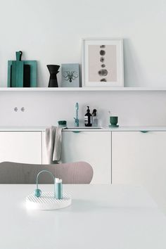Modern Home Decor Hardware or No Hardware: That Is the Kitchen Cabinet Question | Hunker.Modern Home Decor  Hardware or No Hardware: That Is the Kitchen Cabinet Question | Hunker
