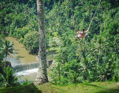 How to Ride the Ubud Swing at Zen Hideaway