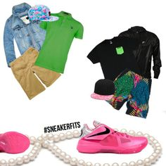 official photos c752d b2f49 What To Wear With The Nike KD 4 Aunt Pearl