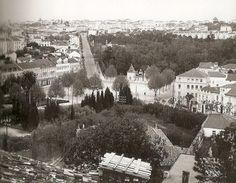 Praça da República década de 30