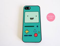 Awesome Adventure Time inspired Beemo case for for iPhone 5