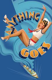 Anything Goes - Great show in Lansing with my favorite broadway actress - Rachel York!  First musical I took my daughter to see.