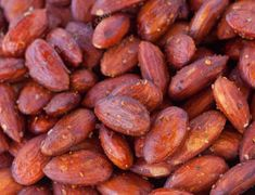 simple smoked almond recipe on the ugly drum smoker or weber smokey mountain