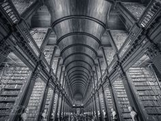 The Trinity College The Old Library by stemonx  travel books ireland dublin irlanda olympusomd dublino thelifearound.me stefano montagner the old li