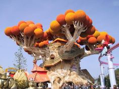 The tree Parsley