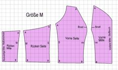 Schnittmuster Pin Up Kleid Größe M