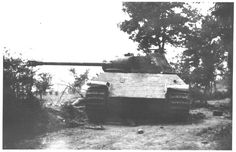 """Panther - 9`th Waffen SS Panzer Division """" Hohenstaufen """" - Normandy 1944"""