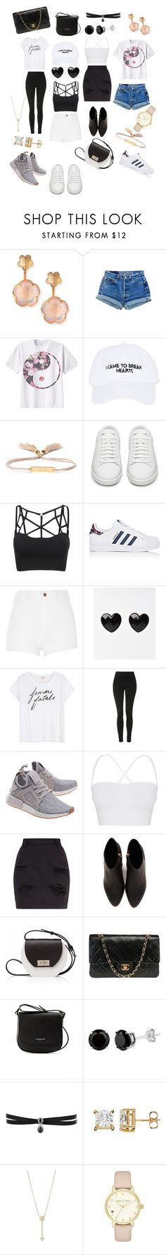 """""""🔱Look the day 🔱"""" by girlsbossbio ❤ liked on Polyvore featuring Pasquale Bruni, Nasaseasons, Chloé, Yves Saint Laurent, adidas, River Island, Sundry, Topshop, adidas Originals and Theory"""
