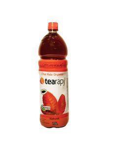Mate natural orgânico 1,5l  Ricos em antioxidantes, o chá Mate orgânico Tearapy é lançamento da Organique como alternativa para quem busca uma alimentação e estilo de vida saudável. Todos os sabores – mate puro, com pêssego e com limão – são 100% naturais.  Sem sódio x Sem corante x Sem conservantes