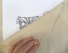 Hand Embroidery Transfer Methods