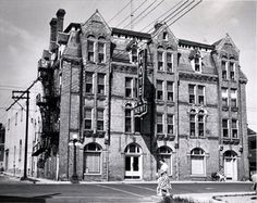 Flash from the Past: Waterloo's Huether Hotel was once 'the Kent'