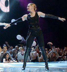 Madonna MTV VMA 2003