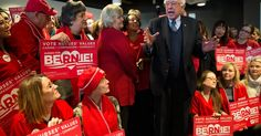 For Sanders Supporters the Struggle Has Always Been About Issues—and the Struggle Continues | The Nation