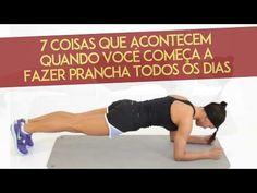 Conheça o exercício que é mais poderoso do que abdominais