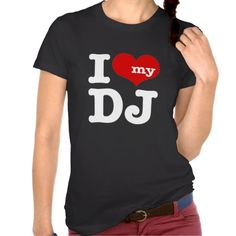 >>>Order          I love My DJ Tee Shirt           I love My DJ Tee Shirt in each seller & make purchase online for cheap. Choose the best price and best promotion as you thing Secure Checkout you can trust Buy bestDiscount Deals          I love My DJ Tee Shirt Review from Associated Store ...Cleck Hot Deals >>> http://www.zazzle.com/i_love_my_dj_tee_shirt-235682168493480038?rf=238627982471231924&zbar=1&tc=terrest