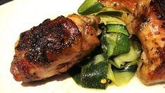 Balsamic Chicken Thighs - http://myrecipesnetwork.com/balsamic-chicken-thighs/