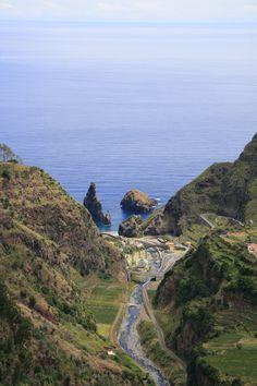 Shot on Madeira