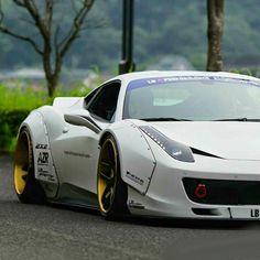 Ferrari 488, Lamborghini Cars, New Sports Cars, Liberty Walk, Jaguar Xk, Futuristic Cars, Sweet Cars, Japanese Cars, Amazing Cars