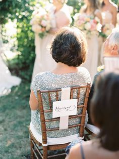 Elegant Del Mar Garden Wedding Read more - http://www.stylemepretty.com/2014/02/26/elegant-del-mar-garden-wedding/