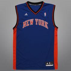 13276420b Regata Adidas Knicks Road - NBA Store Roupas Esportivas