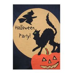 Halloween Party! Invitations