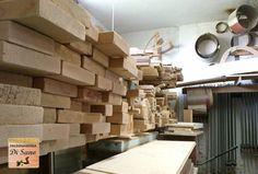 Falegnameria DI SANO: Materiali di qualità per tutti i tipi di lavorazione