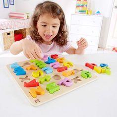 Puzzle Alfabeto | Hape Toys