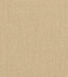 """Sunbrella Outdoor Fabric 54"""" - Sailcloth Sahara"""