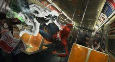 Marketing illustration for Spider-Man Art Director: Jacinda Chew Client: Insomniac Games Spider Man 2018, Game Spider Man, Spiderman Ps4 Wallpaper, Marvel Writer, Marvel Comics, Spiderman Kunst, Wallpapers En Hd, Avengers, Man Wallpaper