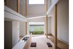 堺市 スロープの家 内観写真