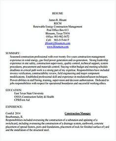 Change Management Resume Assistant Project Manager Resume  Resume For Manager Position