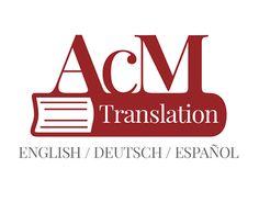 "Check out new work on my @Behance portfolio: ""Logo design - ACM Translation"" http://be.net/gallery/36109477/Logo-design-ACM-Translation"