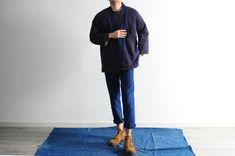 Other Shi-jin Hanten Kimono Jacket Male Kimono, Kimono Jacket, Online Marketplace, Jin, Buy And Sell, Menswear, Normcore, T Shirt, Jackets